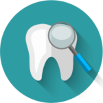 Examining Tooth - Green Icon - Sujay's Dental Care