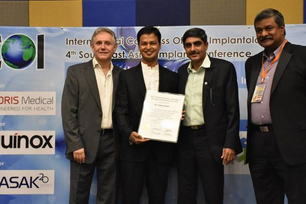Dr.Sujay Gopal Felicitation